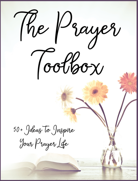 The Prayer Toolbox