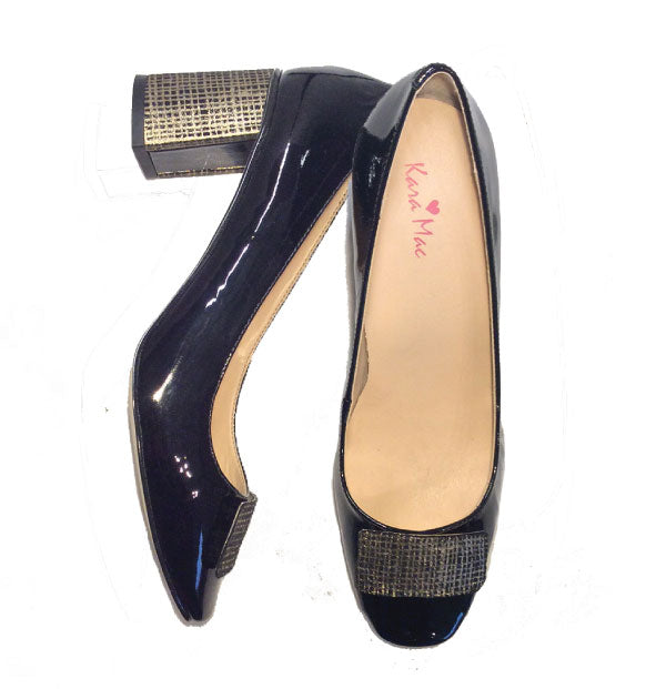 Perfect Pump - Kara Mac Shoes