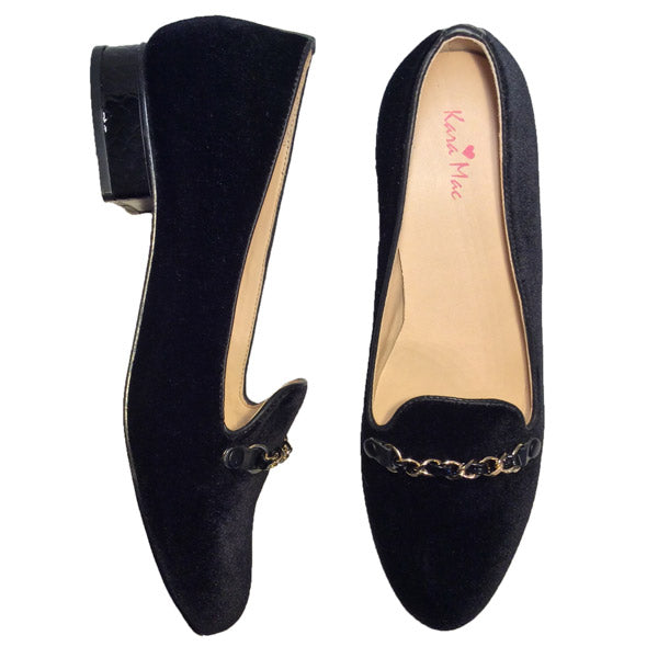 Smokin Hot Slipper - Kara Mac Shoes