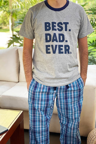PIJAMA MEN BEST DAD