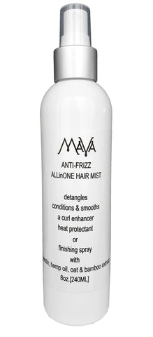 MAVA ALLinONE Hair Mist Leave In Conditioner & Detangling Spray