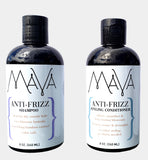 Mava Anti-Frizz Shampoo & Conditioner Set