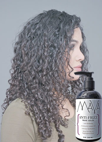 MAVA - Anti-Frizz Wave Gelee