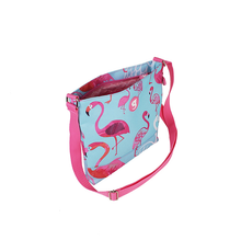 Load image into Gallery viewer, Crossbody Bag - Flamingo