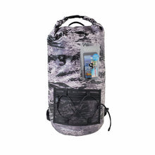 Load image into Gallery viewer, Hydroner 20L Waterproof Backpack - Artic geckoflage