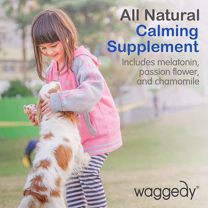 All natural dog calming supplement