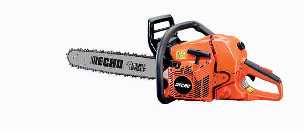 "Echo CS-590 20"" 59.8cc Timber wolf Chainsaw"