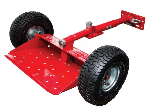 Jungle Jim's Sulkies Jungle Wheels - Red