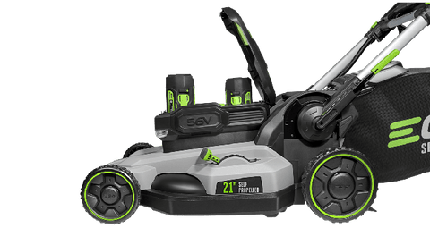 "Ego 21"" Self-Propelled Mower with Peak Power"