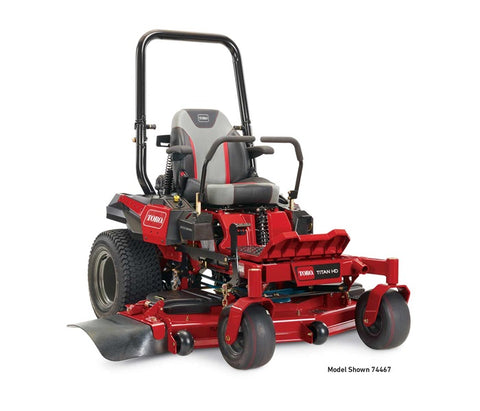 "Toro 52"" Titian HD 2000 Series MyRIDE Zero Turn Mower (74466)"