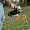"Ego 15"" String Trimmer With Power Load and Carbon Fiber Shaft"
