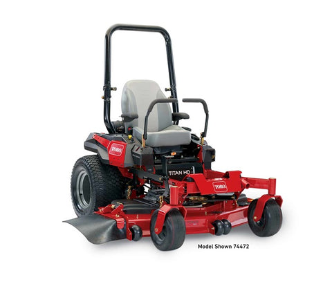 "Toro 52"" TITAN HD 2500 Series Zero Turn Mower (74471)"