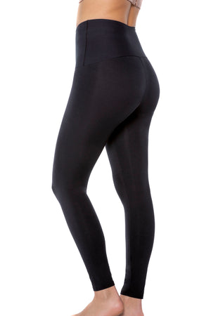 Active life black - High waist tights - Macaw Activewear