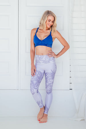 Aloha Special - High waist tights - Front facing