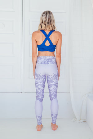 Aloha Special - High waist tights - Back facing
