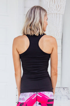 Strong Tank - Top - Back facing