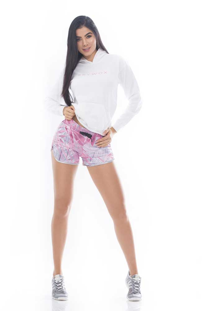 Colombian Sunset Shorts - Macaw Activewear