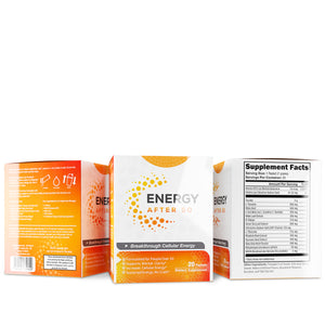 Energy After 50 supplement | Safe energy supplement for people over 50