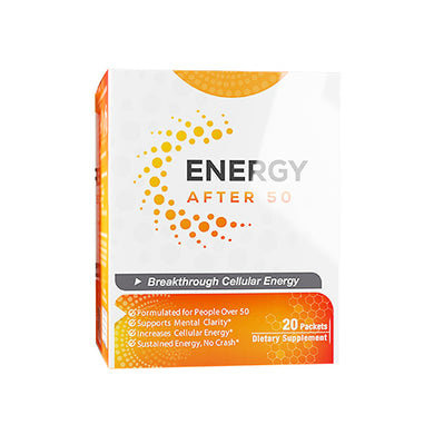 Energy After 50 (3 Boxes)