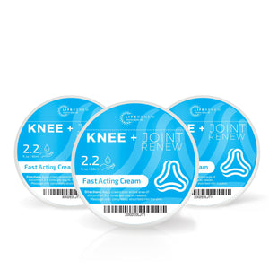 Knee + Joint Renew Fast Acting Cream for Joint Pain
