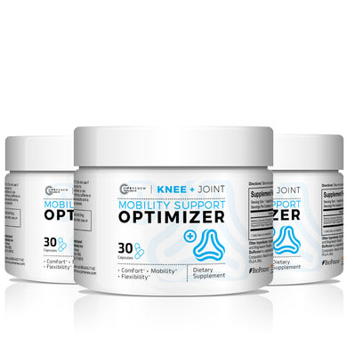 Mobility Support Optimizer (3 bottles) - Save $18 Off Regular Price