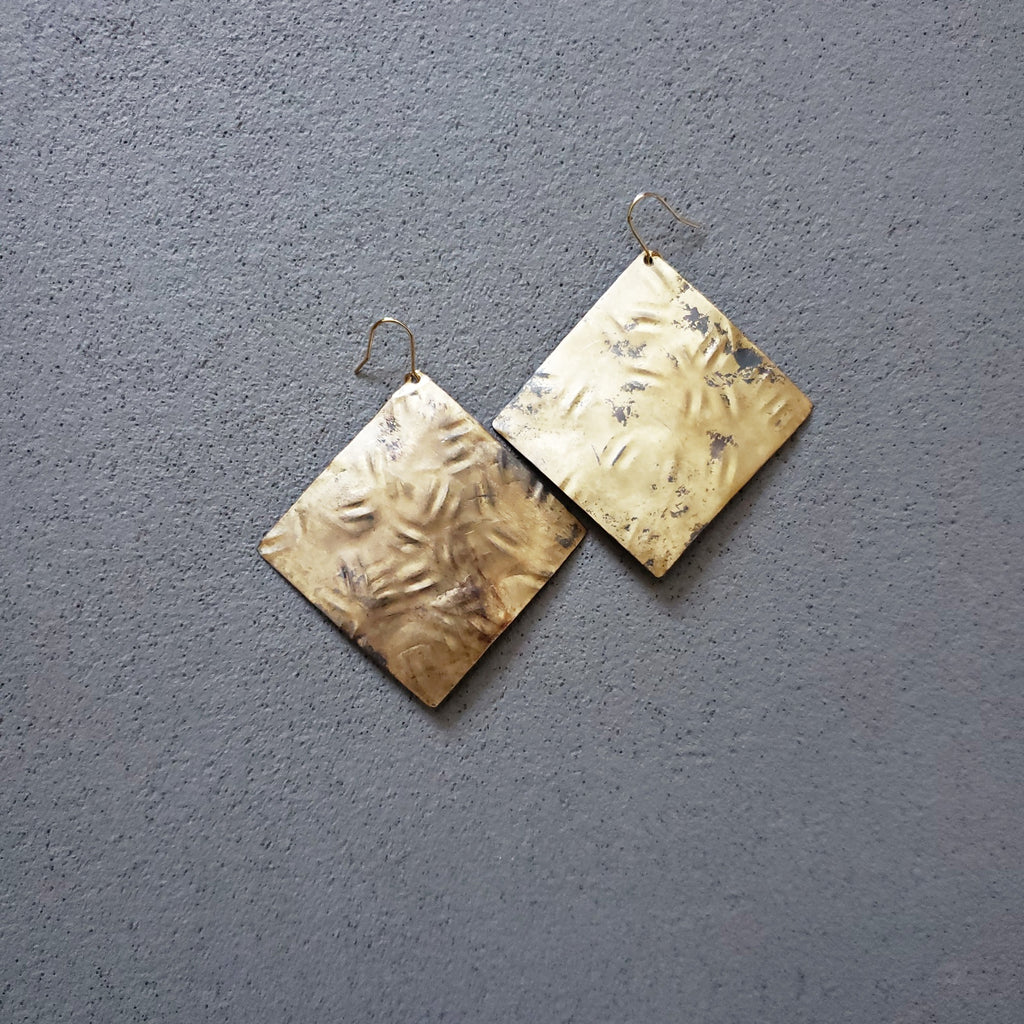 WASHI earrings