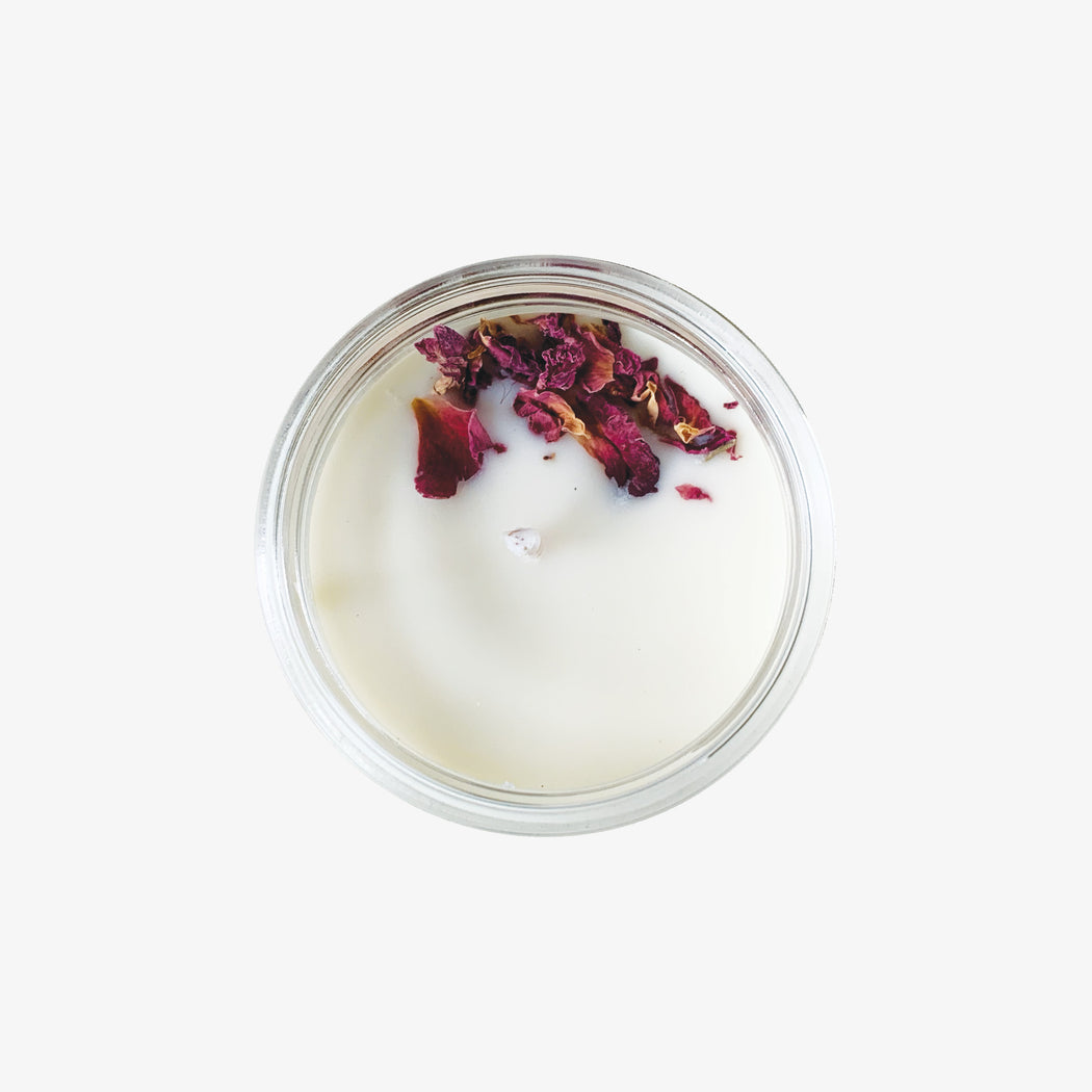 6 oz Cedar Rose Candle