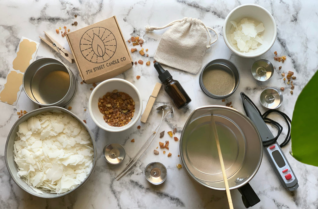 Frankincense Workshop Kit