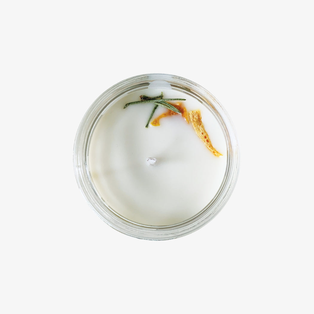 Lemon Rosemary Candle