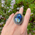 NEW Aurora Ring