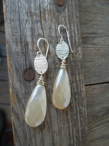 Hazy Day Earrings
