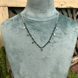 Dash Necklace in Chrysocholla