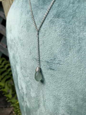 NEW Faux Lariat Necklace