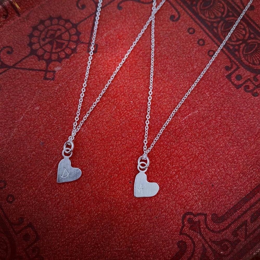 NEW Mini Heart Necklace