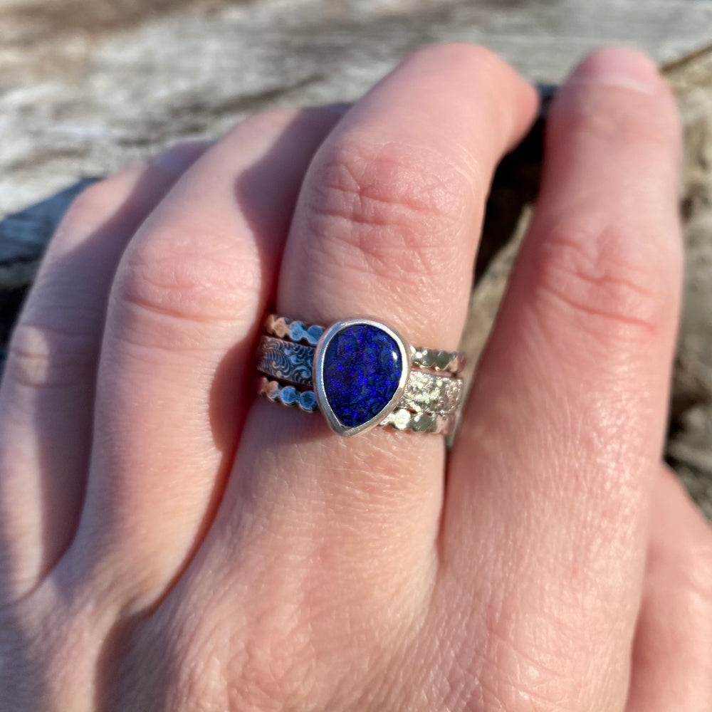 NEW Starlit Sky Ring