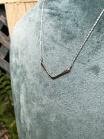 Basin Necklace in Rose Gold