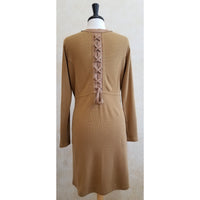 Break Free Camel Cardigan