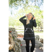 So Cute Sweatshirt Dress