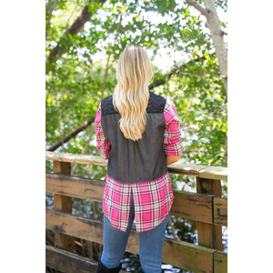 Soulful Plaid Flannel