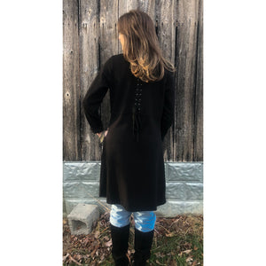 Break Free Black Cardigan