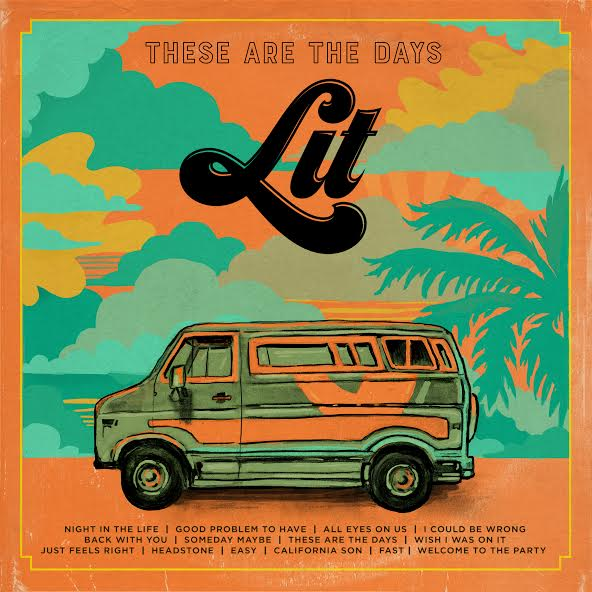 These Are The Days - CD