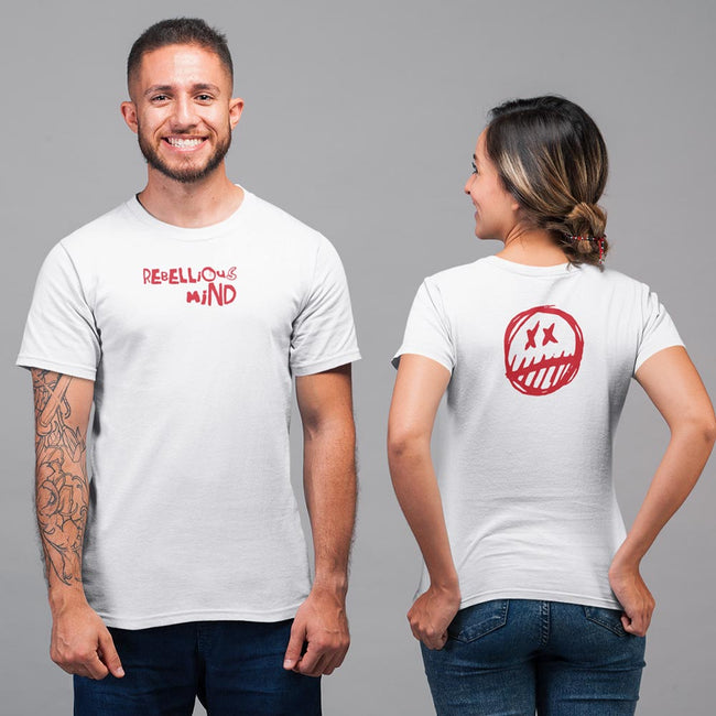 REbELLiOuS miND - Unisex T-Shirt