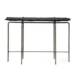 Kenora Slate Console Table