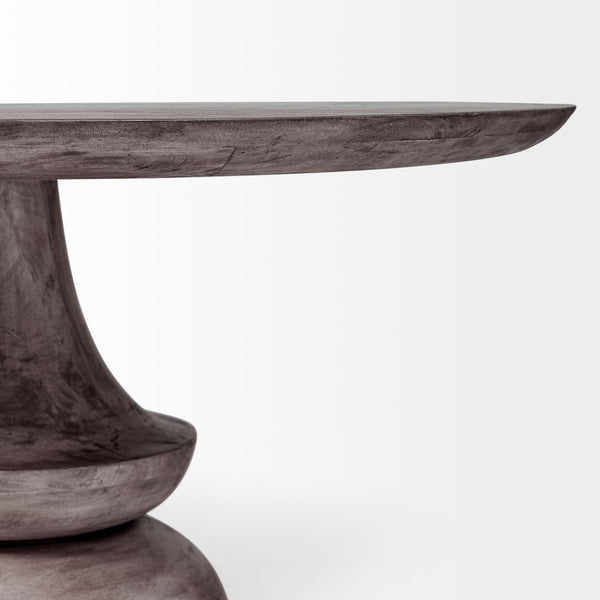 Beauman Gray Dining Table