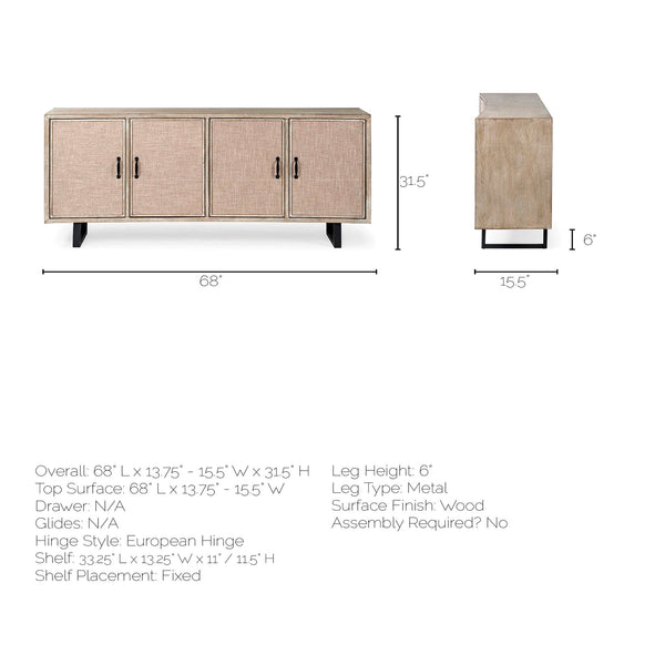 Fontaine Sideboard