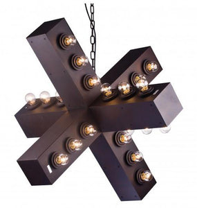 Exclaim Ceiling Fixture