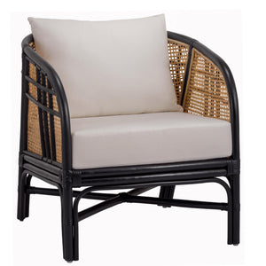 Ferrah Rattan Accent Chair