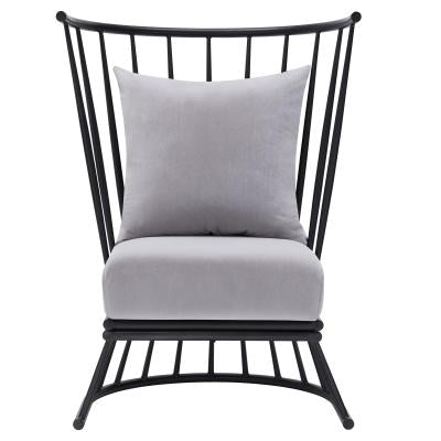 Caged Accent Chair