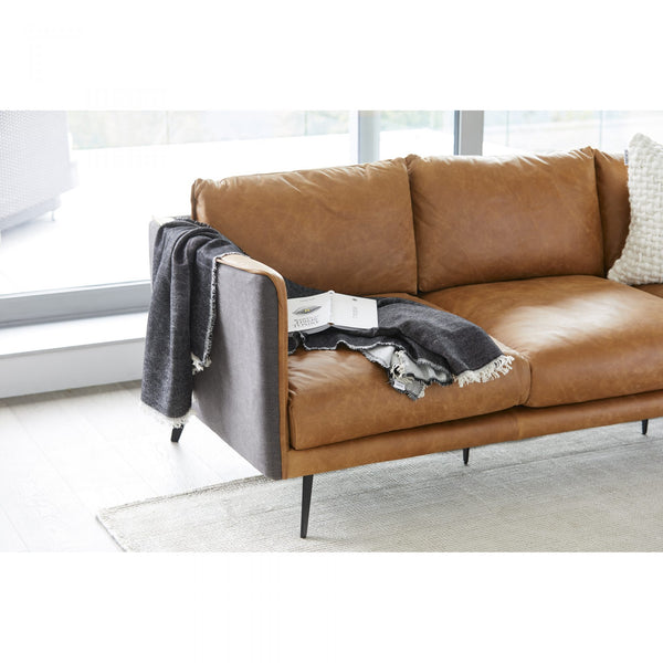 Brooklyn Leather Sofa