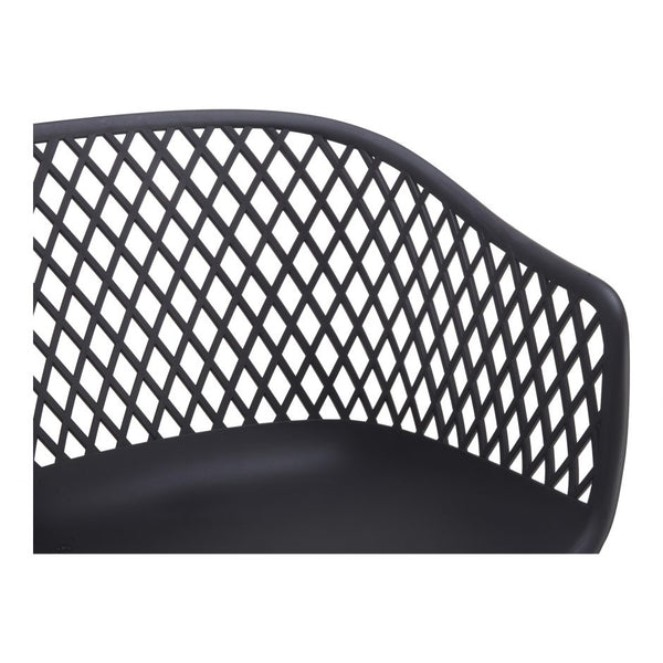 Plazza Black Chair